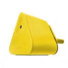 三角機身設計,大小手掌虎口幅度皆可貼服使用。 自動進退筆設計。 榮獲日本G-Mark獎設計獎