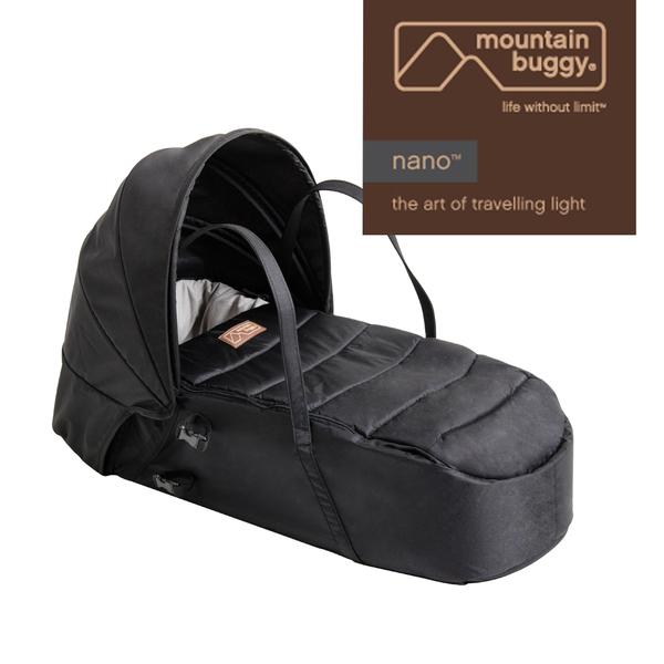 GMPBABY[原廠貨Mountain Buggy Cocoon 新生兒攜帶式提籃睡箱
