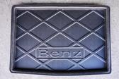 【吉特汽車百貨】第二代 BENZ 賓士 B-Class B180 B200 專用凹槽防水托盤 防水墊 密合度高