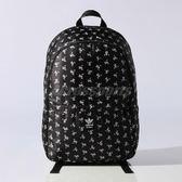 adidas Puppy Pack BP 愛迪達 旅行 登山 戶外 狗頭包 運動 休閒 後背包 包包 黑白 男 女 AJ8417