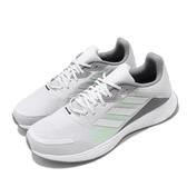 adidas 慢跑鞋 Duramo SL 灰 白 男鞋 基本款 運動鞋【PUMP306】 FV8790