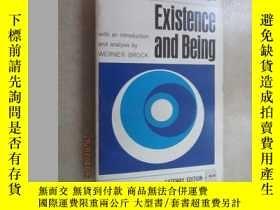 二手書博民逛書店英文書罕見Existence and Being 共369頁Y15969