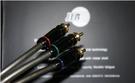 《名展影音》 (下殺七折優惠)JIB德國蟒蛇(RCA端子)專業色差線HC-012-1.5M