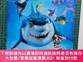 二手書博民逛書店日版罕見シヤーク・テイル Shark Tale,Sharkslayer 鯊魚故事 DREAMWORKS 夢工廠動畫