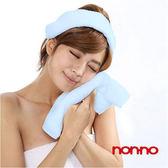 儂儂non-no 最乾淨的毛巾 (加厚款) 藍色 2條/組