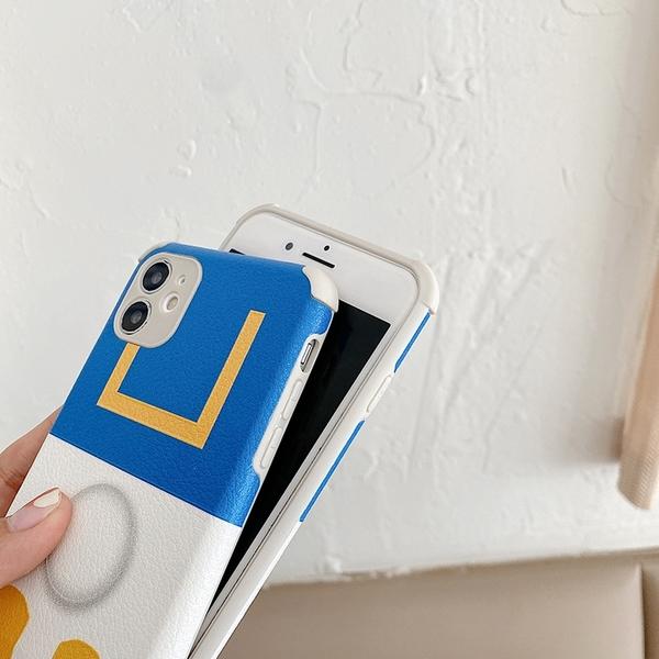 蘋果 iPhone 11 Pro max i11Pro 卡通背影 小羊皮背板 全包邊 軟殼 手機殼 防摔 保護套 唐老鴨背影