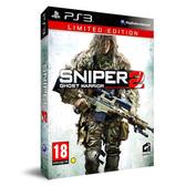 【軟體採Go網】PS3★新品現貨供應★狙擊之王:幽靈戰士2 Sniper: Ghost Warrior2 英文版
