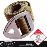 BISON Danger Belt 腰帶 # 525 PR【AH24060】99愛買生活百貨