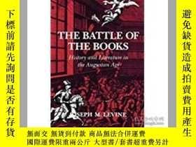 二手書博民逛書店The罕見Battle of the Books:History