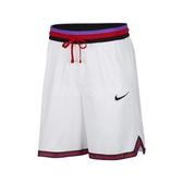 Nike 短褲 Dri-FIT DNA Basketball Shorts 白 彩色 男款 籃球褲 【PUMP306】 AT3151-102