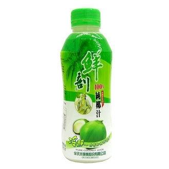 半天水 鮮剖純椰汁 600ml【康鄰超市】