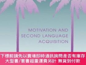 二手書博民逛書店Motivation罕見And Second Language Acquisition (technical Re