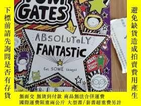 二手書博民逛書店Tom罕見Gates is Absolutely Fantastic (at Some Things)Y153
