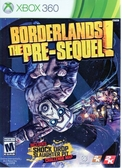XBOX360遊戲 邊緣禁地 續集前傳 Borderlands The Pre-Sequel 英文版    【玩樂小熊】