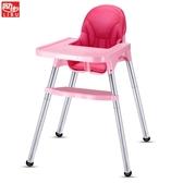 寶寶餐椅嬰兒吃飯凳餐桌椅座椅兒童便攜可折疊多功能小孩學坐椅子.   LannaS