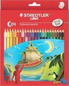 【金玉堂文具】STAEDTLER 施德樓 MS136C24 LUNA油性色鉛筆24色
