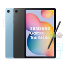Samsung Galaxy Tab S6 Lite 10.4吋 ◤送原廠皮套+時尚零負重包+時尚水杯+保護貼◢ 平板 P610 (4G/128G) WiFi版