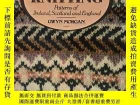 二手書博民逛書店Traditional罕見knitting 傳統針織Y35004