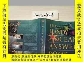 二手書博民逛書店THE罕見HANDY OCEAN ANSWER BOOKY250120 Thomas E. 著 ; Patri