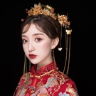 中式結婚古裝髮飾