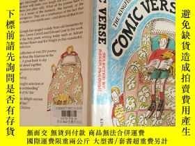 二手書博民逛書店Comic罕見Verse:喜劇詩Y200392