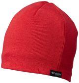 【Columbia】中性保暖毛帽紅色