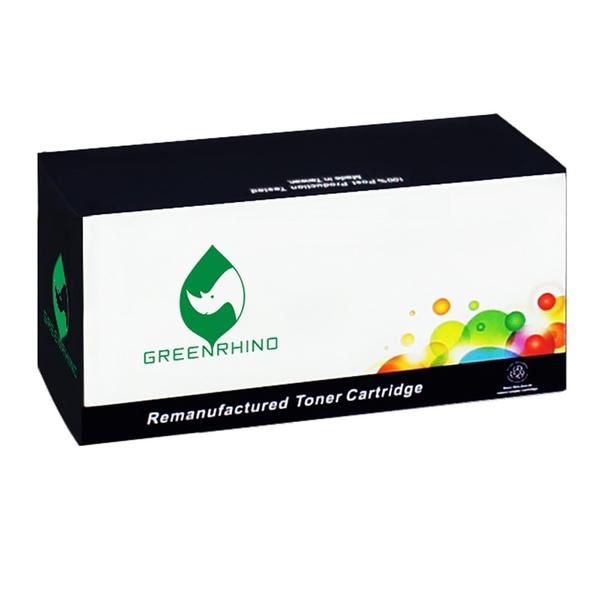 綠犀牛 for Fuji Xerox CT202264 黑色環保碳粉匣 /適用 DocuPrint CP115w / CP116w / CP225w / CM115w / CM225fw