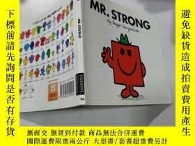 二手書博民逛書店mr.strong罕見: 斯特朗先生26Y212829