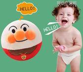 面包音樂超人跳跳跳球豬會說話抖音兒童玩具圣誕老人公仔YYJ 育心小賣館