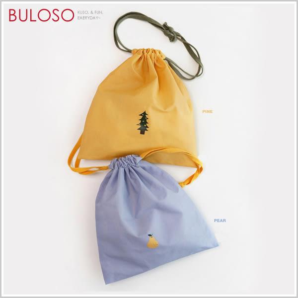 《不囉唆》旅行收納防水束口袋 (S號) 衣物收納袋 (可挑款/色)【A412553】