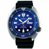 【僾瑪精品】SEIKO 精工 PROSPEX 愛海洋系列 潛水機械錶-黑x藍/4R36-05H0A(SRPC91J1)