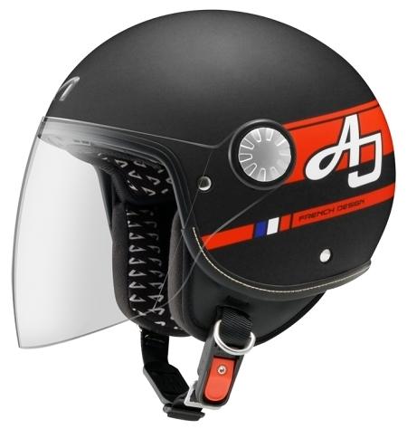 ASTONE安全帽,AJ(228),AW15/消光黑紅