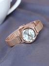 希歡ins風手錶女士款簡約氣質細帶小巧表盤學生韓版時尚潮流