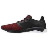 Reebok Print Run 3.0 [CN2503] 男鞋 運動 慢跑 健身 透氣 舒適 緩衝 耐用  黑紅