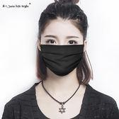 澤塔體系 真絲薄紗口罩防曬女透氣易呼吸大遮陽開車防紫外線【蘇迪蔓】