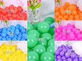 馬卡龍色系海洋球廠家直銷波波球CE認證環保加厚海洋球球無毒100個裝