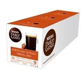 雀巢 新型膠囊咖啡機專用 美式經典濃烈咖啡膠囊 (一條三盒入) 料號 12409714 ★中度烘焙的濃郁尾韻
