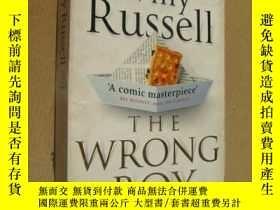 二手書博民逛書店The罕見Wrong BoyY146810 Willy Russell 著 Random House UK