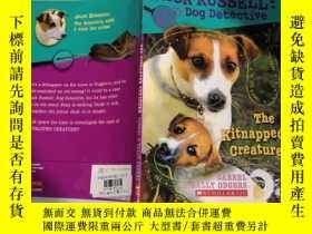 二手書博民逛書店the罕見kitnapped creature 被風箏纏住的生物Y200392