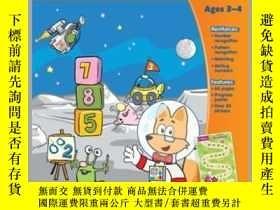 二手書博民逛書店Hooked罕見on Math Pre-K Numbers WorkbookY410016 Hooked On