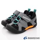 日本Moonstar機能童鞋 2E急速乾燥款 1807灰(中小童段)