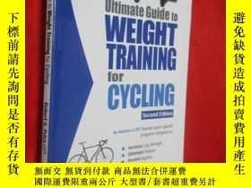 二手書博民逛書店The罕見Ultimate Guide to Weight Tr