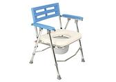 便盆椅 便器椅 鋁合金收合式 YH121-1