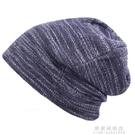 四季套頭帽子男女薄款春秋包頭帽韓版潮夏天化療帽睡帽空調頭巾帽 果果新品