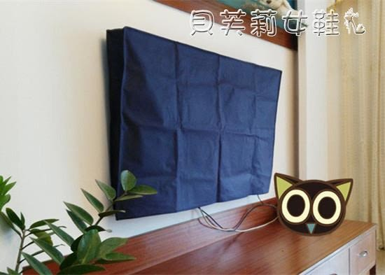 防塵罩電視罩吋掛式49曲面電視防塵套32液晶電視罩60蓋巾蓋布  【全網最低價】