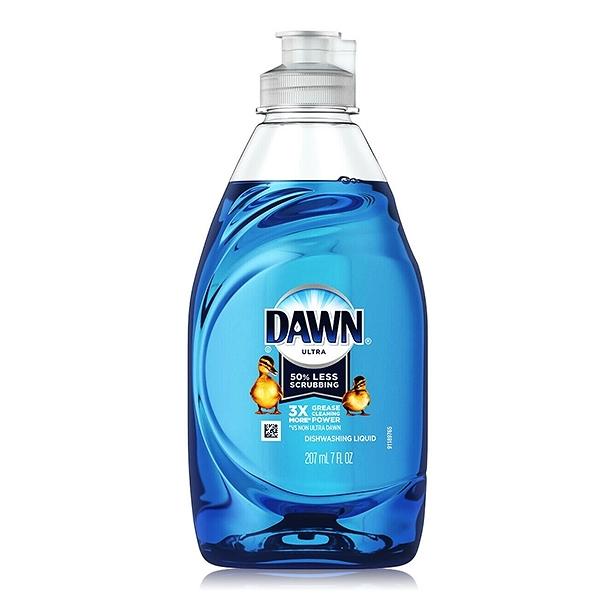 美國第一品牌.濃縮3倍 DAWN洗碗精(原味)-207ml/7oz