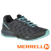【MERRELL 美國 】AGILITY SYNTHESIS 女戶外健身房鞋『黑/淺藍』06108 機能鞋.多功能鞋.登山鞋
