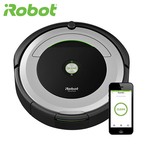 [iRobot]美國iRobot Roomba 690 wifi掃地機器人 總代理保固1+1年