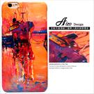 3D 客製 夕陽 港口 晚霞 郵輪 iPhone 6 6S Plus 5 5S SE S6 S7 M9 M9+ A9 626 zenfone2 C5 Z5 Z5P M5 G5 G4 J7 手機殼