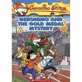 【老鼠記者】# 33: GERONIMO AND THE GOLD MEDAL MYSTERY